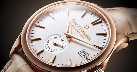 優雅紳士必備錶款 寶齊萊馬利龍緣動力腕錶