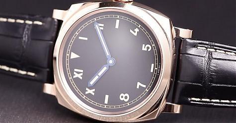 賞錶-更合手好戴的加州面 PANERAI PAM00740
