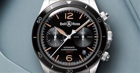 淘洗經典之路 BELL & ROSS Heritage Vintage腕錶