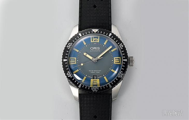 第一眼看到就心动 ORIS Divers Sixty-five