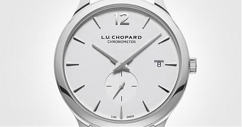 這難道就是反璞歸真 蕭邦L.U.C XPS腕錶