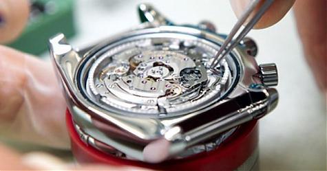 通常腕錶都怎麼組裝?