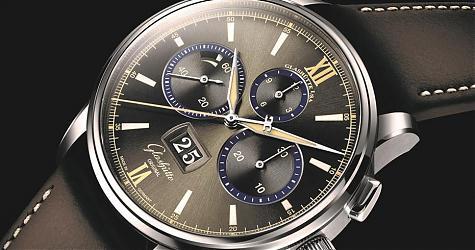 限量款就是會讓你第一眼被打中 Senator計時碼錶特別版