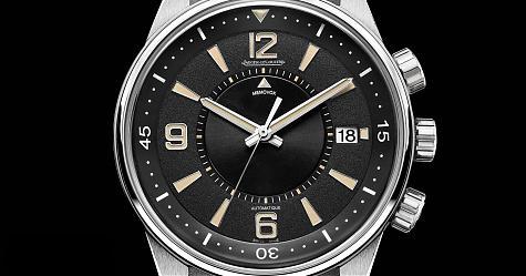 經典之作重磅歸來 積家Memovox Polaris響鬧腕錶