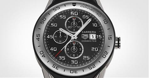 唯一瑞士製造等級的智能錶 TAG HEUER Connected Modular 41