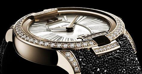 錶帶好有戲 羅杰杜彼Velvet Caviar
