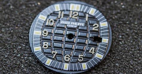 百達翡麗腕錶的面盤細部工序有哪些