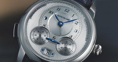 高級製錶精神的再詮釋 萬寶龍Star Legacy Nicolas Rieussec計時碼錶