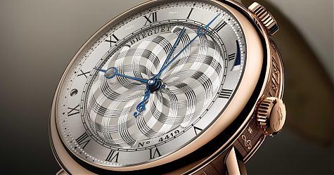 鬧鈴錶也略懂古典樂派 寶璣Classique La Musicale