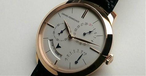 專家聊錶:讓人驚嘆的頂規配備——芝柏1966年曆天文時差錶