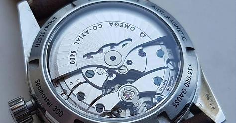 專家聊錶:有青才敢大聲——OMEGA 8系列機芯
