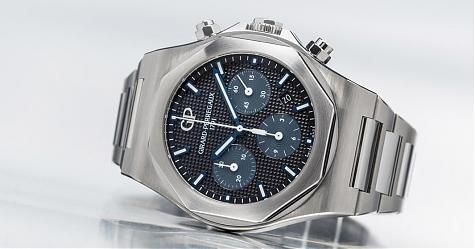 系列新星 芝柏表Laureato計時碼錶