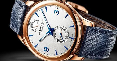 9日鍊真的挺好用 蕭邦L.U.C Quattro腕錶