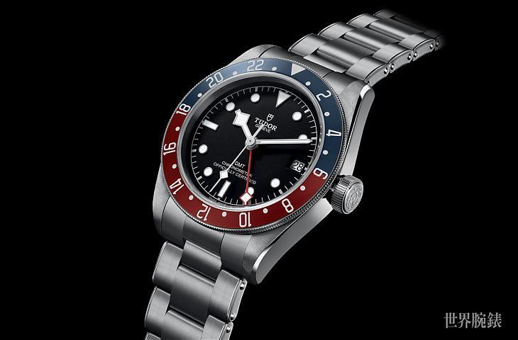 Basel 2018:自製水準再進化 帝舵Black Bay GMT腕錶