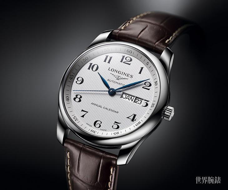 Basel 2018:戴得起的複雜功能 LONGINES巨擘系列年曆腕錶