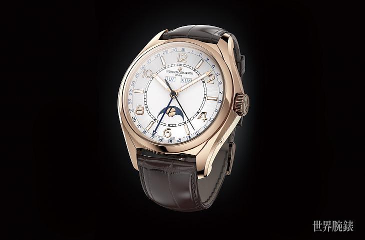 復古新星 重磅出擊 江詩丹頓Fiftysix全日曆腕錶