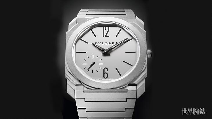 別以為它只是超薄 寶格麗Octo Finissimo自動錶