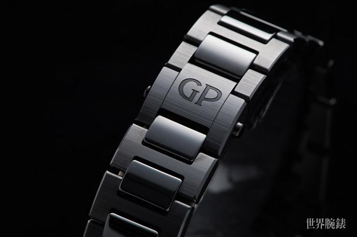 就是和金属的质感不一样 芝柏Laureato陶瓷腕表