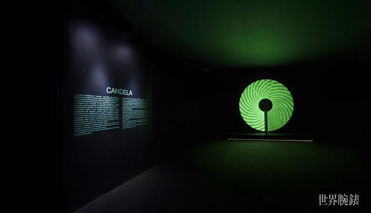 跨足設計界的創意 沛納海潛水錶化身Candela藝術裝置