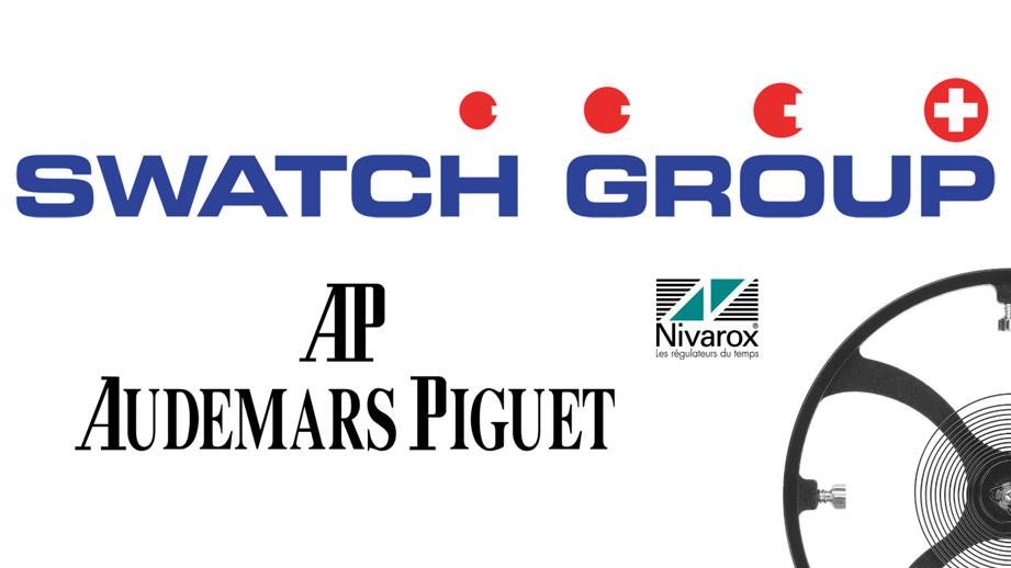 矽游絲靠邊站 Swatch Group x 愛彼合推Nivachron游絲