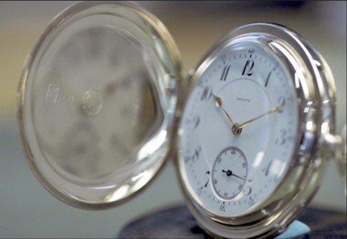 一段跨越時間和國界的故事 真力時受託修復半世紀前的古董懷錶