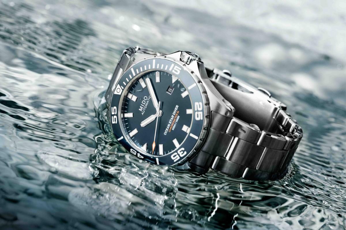 入門潛水錶也有矽游絲 MIDO Ocean Star海洋之星新作連發