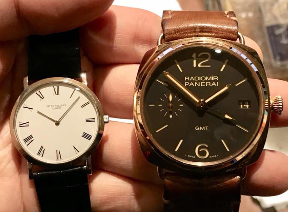 专家聊表:什麼才算是扎实细致的钟表工艺?