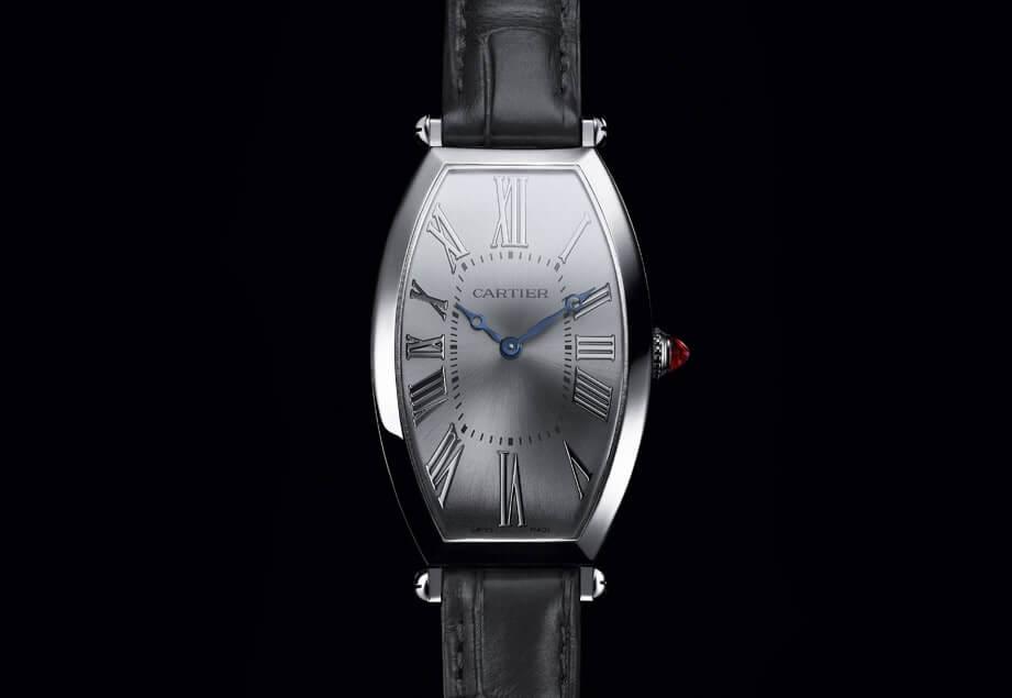 卡地亞酒桶型錶殼代表作 CARTIER Tonneau腕錶
