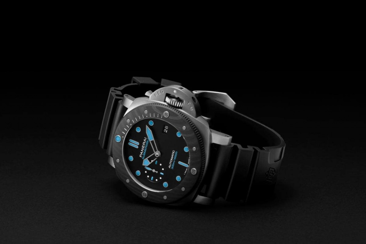 SIHH 2019:堅固無比的創新材質組合 沛納海Submersible BMG-TECH™ PAM00799