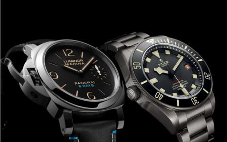 左冠運動錶推薦,沛納海和帝舵都明白左撇子的煩惱