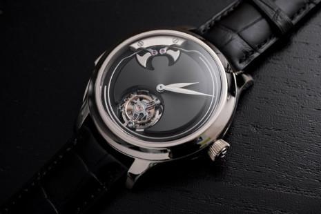 不用品牌Logo背書的高複雜手錶工藝
