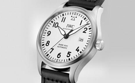 飛行員馬克是IWC飛行錶裡面的人氣經典