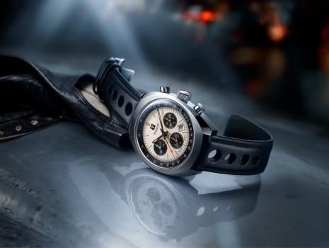 天梭賽車錶Heritage 1973換上新機芯確保走時更精準