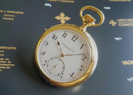 收藏老錶和古董錶的真精新原則是指什麼