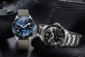 格拉蘇蒂原創新系列Spezialist以SeaQ大日期錶打頭陣