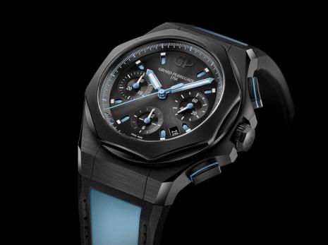芝柏以Laureato桂冠系列Absolute計時錶來替Only Watch慈善拍賣增添吸引力