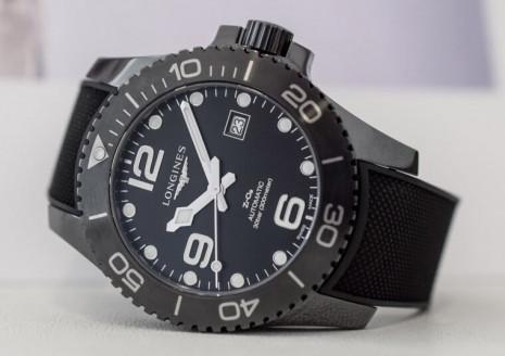 黑陶瓷浪鬼錶殼材質升級 價格也三級跳