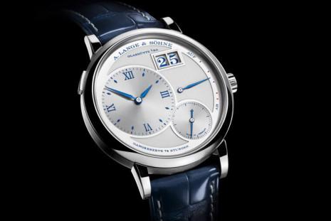 朗格繼續推出第7款Lange 1週年紀念錶Grand Lange 1 25th Anniversary
