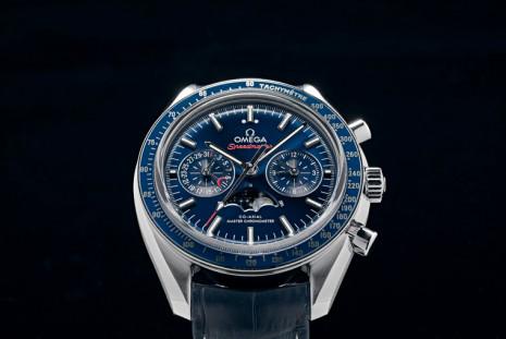 低頭也能望明月 超霸登月錶最複雜的月相計時錶