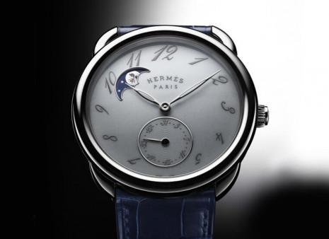 愛馬仕Arceau月相錶改款新出發 月亮多了表情是一大亮點