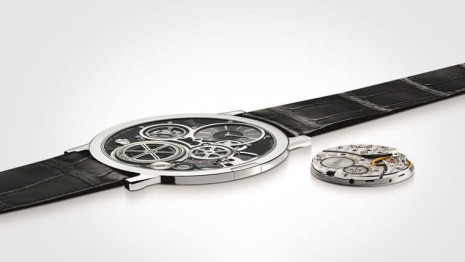 伯爵Altiplano Ultimate Concept問鼎世界最薄手動上鍊手錶