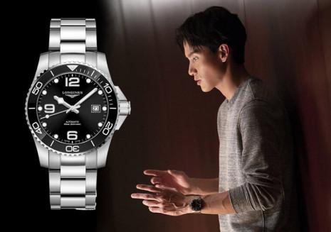 首部區塊鏈商戰電影《聖人大盜》上映 浪琴表在劇中展現旗下手錶的多元個性