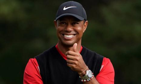 老虎伍茲PGA日本Zozo錦標賽奪冠 勞力士幸運錶始終相隨
