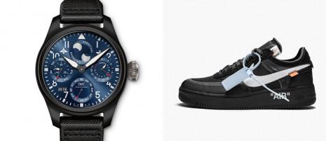 Nike運動鞋配萬國錶,其他鞋怎麼配? Sneaker Time展覽潮爆