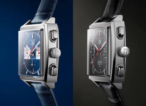 泰格豪雅經典Monaco賽車錶搭載全新自製機芯限量發售