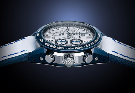 GRAND SEIKO和NISSAN GT-R的聯名賽車錶 把週年限定車色塗裝移植到手錶上來