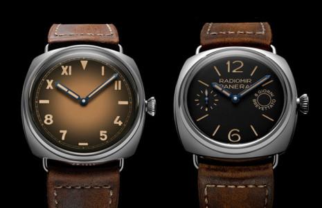 沛納海Radiomir系列推出全新時計PAM00931和PAM00992還原歷史本味