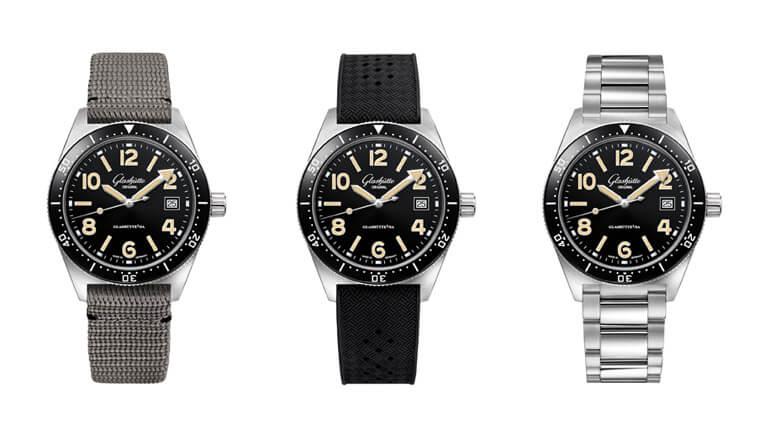 格拉苏蒂原创SeaQ 1969复古潜水表结合早期设计美