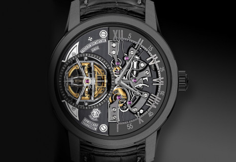 江詩丹頓Les Cabinotiers閣樓工匠陀飛輪以現代角度演繹VC有名的57260時計