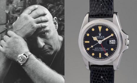 馬龍白蘭度的勞力士GMT-Master拍賣結果出爐 不意外又是驚人高價